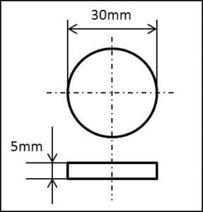単波長誘電体多層膜ミラー